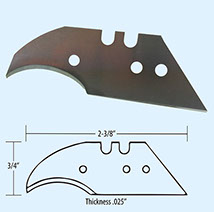 Incision Seafood Blade | Nessco Industries